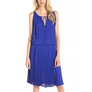 BCBGMaxAzria Lona Royal Blue Dress Size M